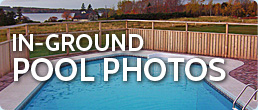 In-Ground Pool Photos