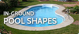 In-Ground Pool Shapes